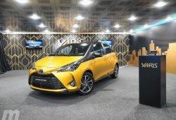 El Toyota Yaris Y20 llegará a España en enero