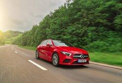 Reino Unido - Noviembre 2018: El Mercedes Clase A es la joya de la corona