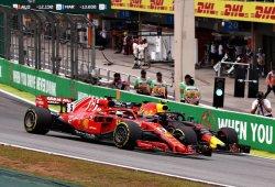 """Vettel defiende sus reacciones emocionales y las de Verstappen: """"Competir es nuestra vida"""""""