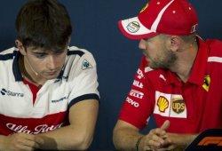 Vettel espera que la cordialidad que tuvo con Räikkönen continúe con Leclerc