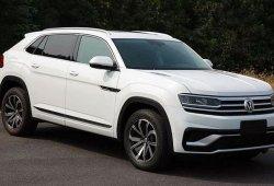 Así es el Volkswagen Atlas Cross Sport de producción que llegará a China