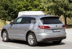 Conocemos más detalles del nuevo Volkswagen Touareg GTE que llegará en 2019