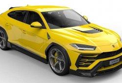 Vorsteiner también se atreve a modificar el Lamborghini Urus
