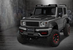 Wald International ya trabaja sobre el nuevo Suzuki Jimny