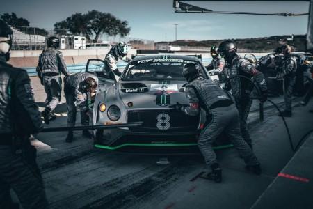 Bentley anuncia su proyecto 2019 con Soucek en sus filas