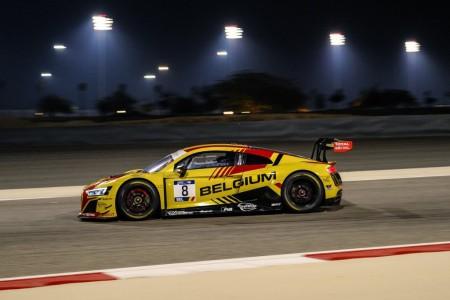 Bélgica arranca con fuerza en la FIA GT Nations Cup