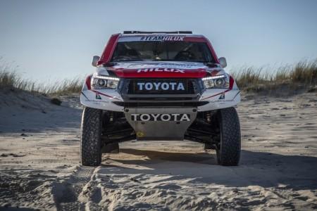 Dakar 2019: la triple apuesta de Toyota por el 'Touareg'