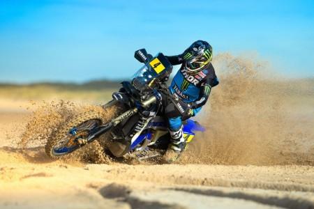 Dakar 2019: Yamaha prepara el Dakar en Marruecos