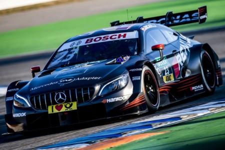 Juncadella dirá adiós en Jerez al Mercedes-AMG C 63 DTM