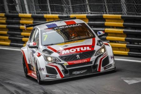 DG Sport pretende seguir en el WTCR con Peugeot Sport