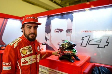 """Domenicali: """"La vuelta de Alonso a Ferrari sería una gran historia"""""""