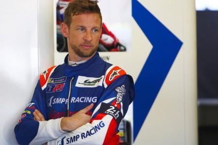 Button recorta su programa en el WEC y sólo hará Le Mans