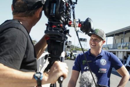 Johan Kristoffersson apunta al WTCR junto a Volkswagen