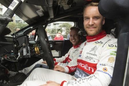 Mads Ostberg anuncia que no competirá en el WRC en 2019