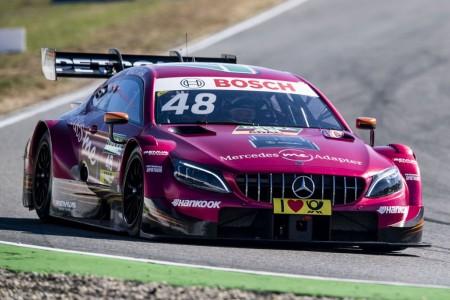 Los Mercedes-AMG C 63 DTM no tendrán 'segunda vida'