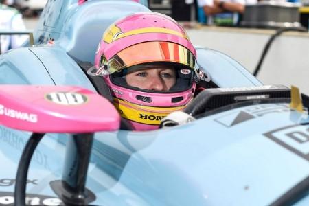 Pippa Mann se une a Dragon para el test de Fórmula E