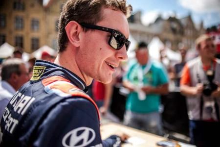Seb Marshall será el copiloto de Kris Meeke en el WRC 2019