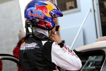 Sébastien Ogier pone nota al Citroën C3 WRC