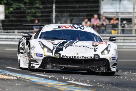 WeatherTech, a Le Mans con la invitación de Goikhberg