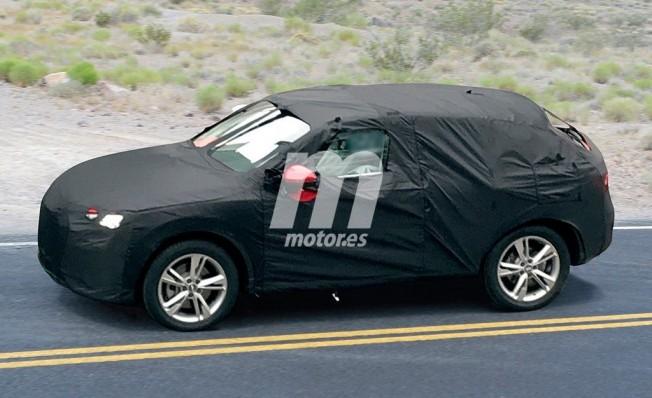 Audi Q4 2019 - foto espía