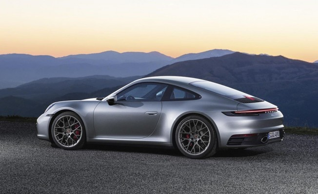 Porsche 911 2019 - posterior
