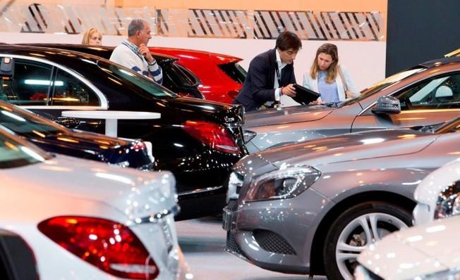 Ventas de coches de ocasión en España en noviembre de 2018