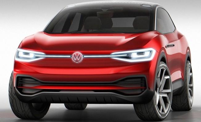 Volkswagen I.D. Crozz II Concept - lateral