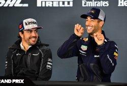 """Abiteboul: """"La llegada de Ricciardo me recordó a los títulos que ganamos con Alonso"""""""