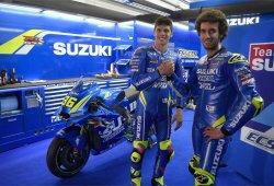 """Rins: """"Tengo la misma responsabilidad en Suzuki con o sin Iannone"""""""
