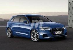 Audi A3 2020, se avecina una revolución tecnológica con la cuarta generación