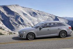 Los Audi A4 y A4 Avant estrenan la tecnología semihíbrida con la versión 45 TFSI