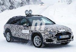 El Audi A4 allroad quattro, la versión más campera, también será puesto al día