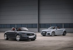 Los nuevos Audi TT 20th Anniversary Edition llegan también a EEUU