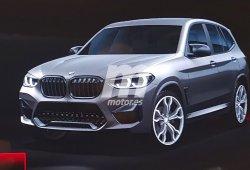 El nuevo BMW X3 M filtrado, ¡así será el esperado SUV deportivo!