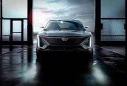 Cadillac desvela el primer concepto de SUV eléctrico en el Salón de Detroit 2019