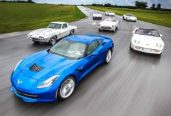 Chevrolet presentará una misteriosa edición especial del Corvette en Daytona