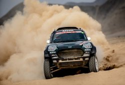 Dakar 2019, etapa 2: Nani Roma supera sus fantasmas