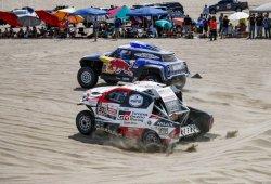 Dakar 2019, etapa 2: Salto al pasado de Sainz y Al-Attiyah