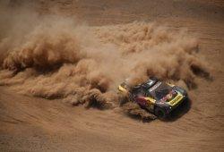 Dakar 2019, etapa 5: Loeb se anota una especial acortada