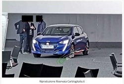 ¡Filtrado el nuevo Peugeot 208, a solo unas semanas de su debut mundial en Ginebra 2019!