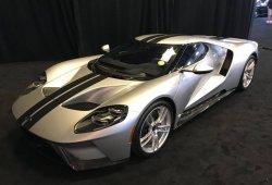 Ford prohibe a Mecum Auctions subastar nuevos ejemplares del Ford GT