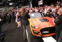 El primer Mustang Shelby GT500 2020 subastado por 1.1 millones