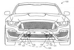 Las patentes del Mustang Shelby GT500 revelan algunos de sus secretos