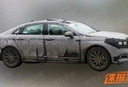 Primeras imágenes del renovado Ford Taurus exclusivo para China