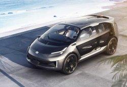GAC presenta el atractivo Entranze EV concept en Detroit 2019