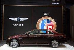 El nuevo Genesis G90 debuta en Norteamérica en el Salón de Montreal