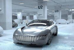 Hyundai y Kia desarrollan un concepto de carga de eléctricos y aparcamiento autónomo