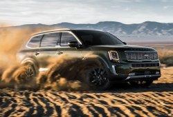 El nuevo Kia Telluride, un SUV de 8 plazas, recibirá una versión de aspecto off-road