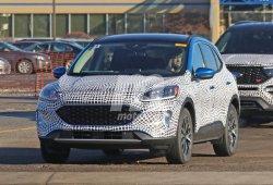 ¡La nueva generación del Ford Kuga 2020 se destapa!