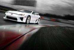 Sigue habiendo Lexus LFA a estrenar en los Estados Unidos
